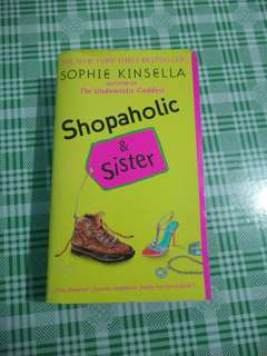 Shopaholic and Sister by Sophie Kinsela