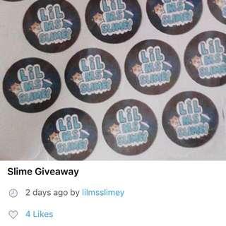 @lilmsslimey giveaway repost