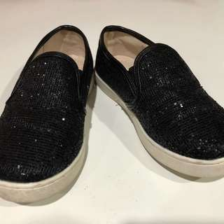 Cool kids shoes black (girl)