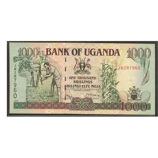 (BN 0053) 1998 Uganda 1000 Shilings - UNC