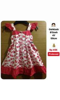 Baju Anak cewe Osh Kosh