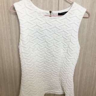 MDS white top