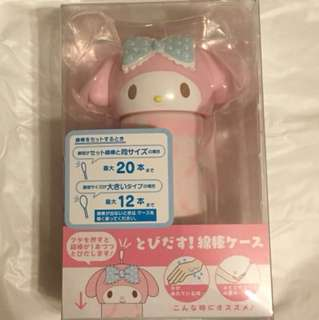Sanrio My melody cotton buds container