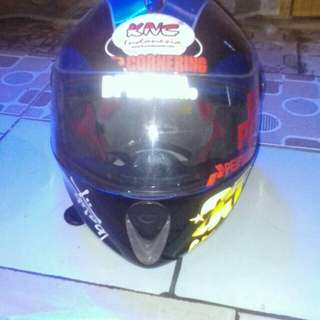 Helm kyt x rocket
