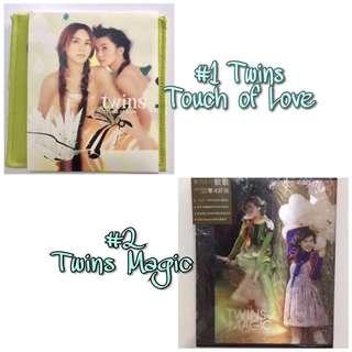 Twins CD專輯