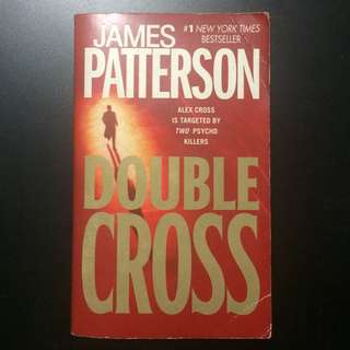 JAMES PATTERSON'S DOUBLE CROSS