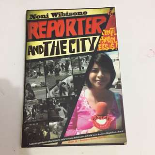 Novel nonfiksi reporter and the city