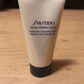 Shiseido cleansing foam