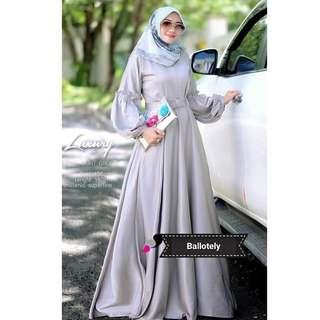 VGC - 0218 - Dress Busana Muslim Luxury