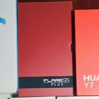 New/Sealed Flare S5 Plus . 3gb RAM 32gb Internal