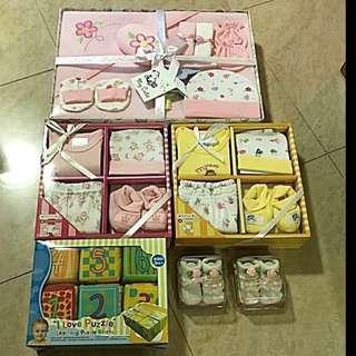 Baby gift set newborn