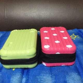 行李箱型收納盒