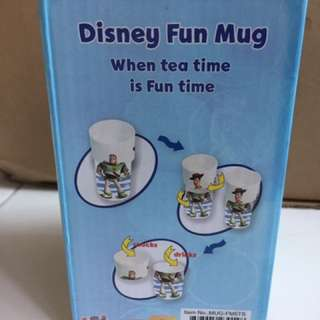 Disney TOYS snack container cum drink cup