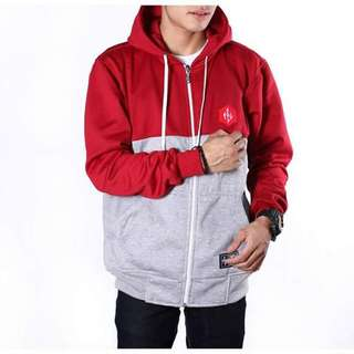 Jaket distro all size fit L