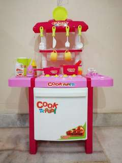 Kitchen Playset / Fun Cook Playset