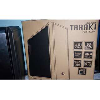 TARAKI RAKK PC CASE