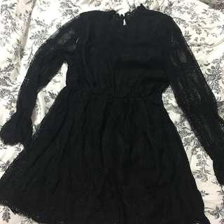 [INS] Ulzzang Lace Dress