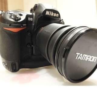 Nikon D3 with tamron 28-200mm