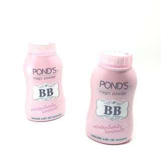 NEW Ponds BB Cream / Ponds BB Cream Magic Powder