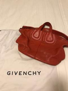 Authentic Nightingale Givenchy bag