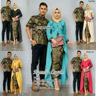 Couple Set muslim batik