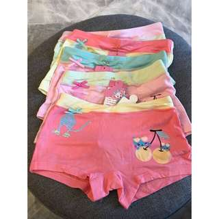 Girl boxer panties NEW!