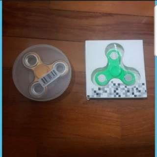 In stock hand spinner