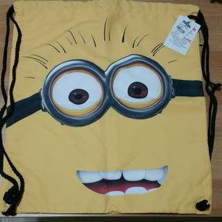 [Clearance] USS Minion String bag
