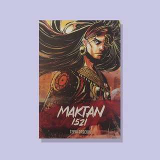 Maktan 1521 by Tepai Pascual (SIGNED)