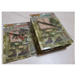 1/ 6 USMC INFANTRY SET 1 & SET 2 (PLEASE READ NOTES/ TERMS & CONDITIONS APPLY)