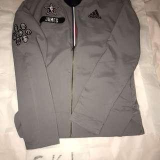 2017 Nba all star jacket Lebron James