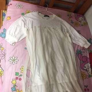 🍄🍄全新日牌W closet 流行襯衫👚/裙👗