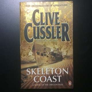 CLIVE CUSSLER'S SKELETON COAST