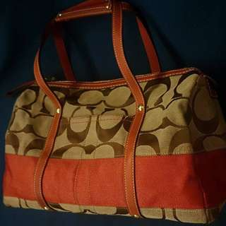 Genuine Branded Coach Hand bag. Good condition