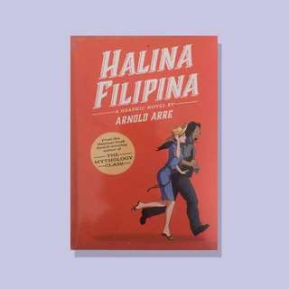 Halina Filipina and Andong Agimat (SIGNED) by Arnold Arre
