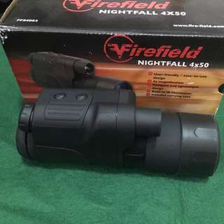 Nvg night vision scope