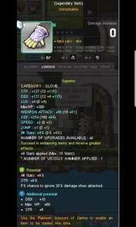 Maplesea Aquila STR item