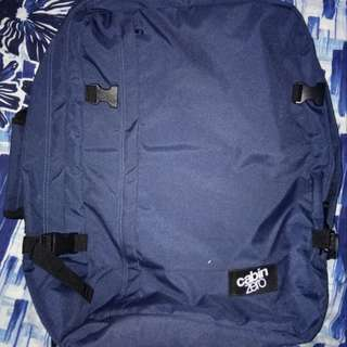 CabinZero Classic 44L Bag (Navy)