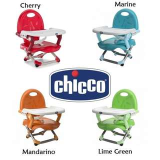 Baby chair chicco pocket snack portable
