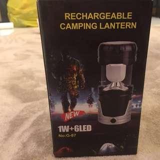 實用的露營用燈(誠可議價)