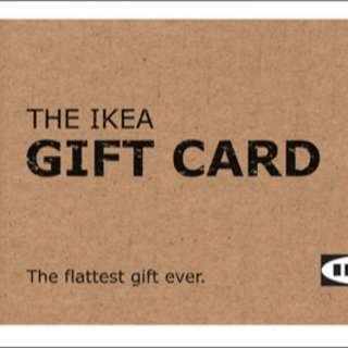 IKEA Gift card (swap/sell)