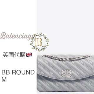 Balenciaga ❤️ BB ROUND M