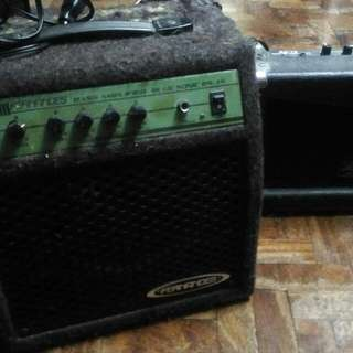 Guitar and Bass Amplifier