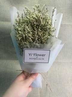 乾花束 Dried flowers