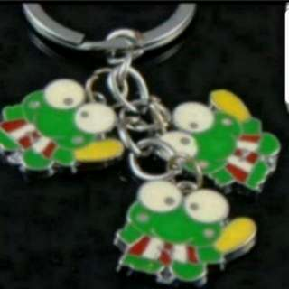 In Stock Keropi Frog Key Chain