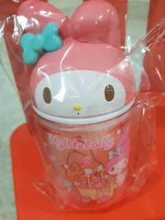 Brand new my melody cotton bud container