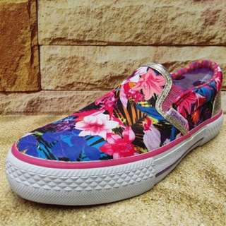 Skechers girls tropical toes girl shoes original