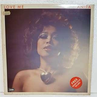 Reserved: Anita Sarawak - Love Me Vinyl Record
