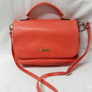 Ann klein cross body one top handle bag preowned