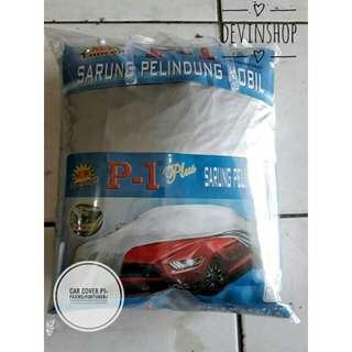 CAR COVER P1 PLUS PAJERO/FORTUNER/LUXIO/G-MAX/CAMMRY